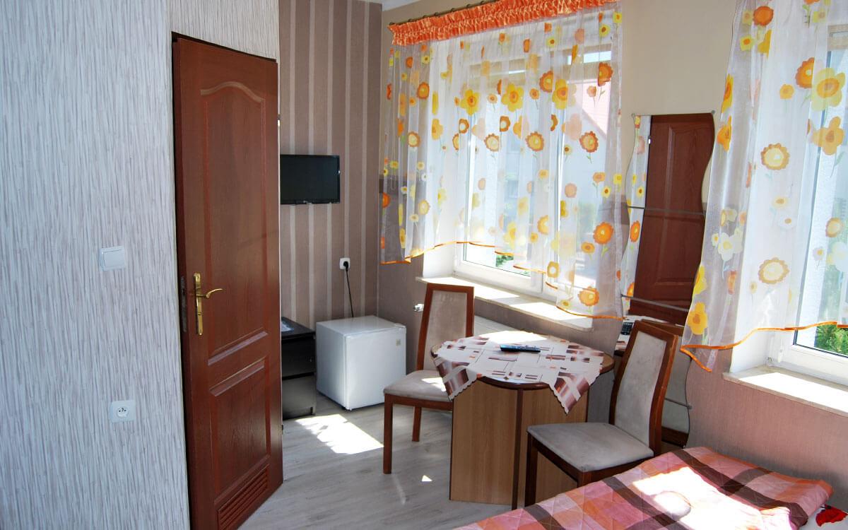 Pokoje gościenne w Łebie